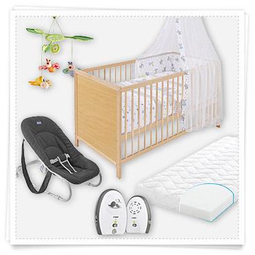 Schwangerschaft Babyerstausstattung Schlafplatz