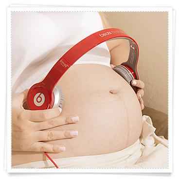 Schwangerschaft die Schwangerschaft Musik für Ungeborene