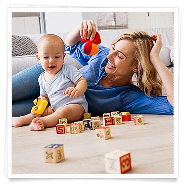 Babys 1 Jahr Entwicklung Meilensteine in der Entwicklung
