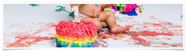Babys 1 Jahr Der erste Geburtstag deines Babys