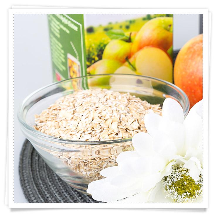 Babys 1 Jahr Rezeptideen - Getreide-Obst-Brei