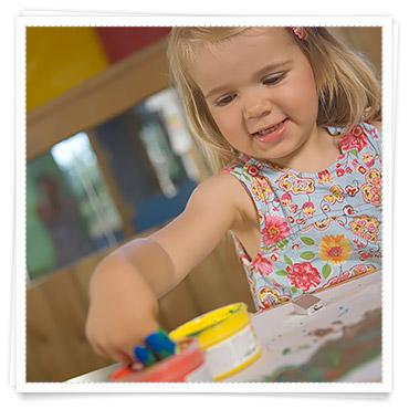 Babys 2 Jahr Betreuung Kindergarten