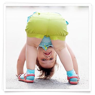 Babys 2 Jahr Entwicklung Bewegung macht klug