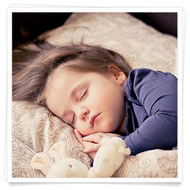 Babys 2 Jahr Schlaf Nachtschreck
