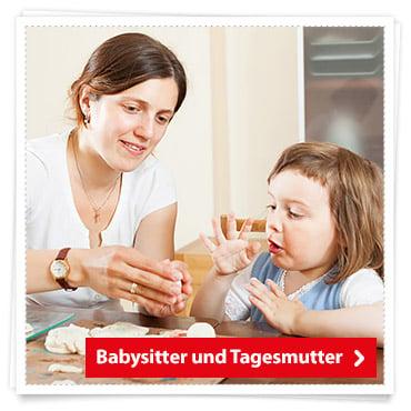 Rechte und Hilfen Babysitter und Tagesmutter